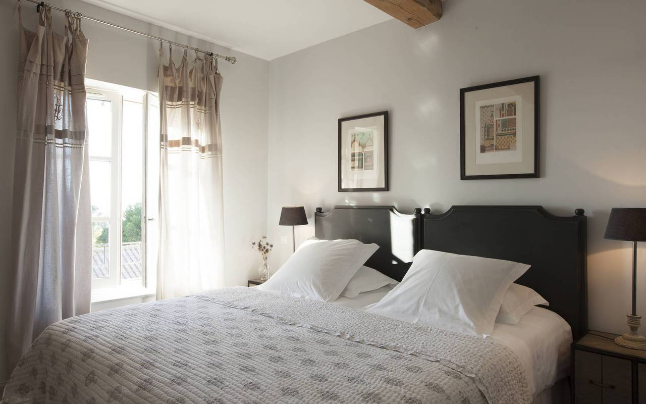 cozy room, vacation rental narbonne, les carrasses