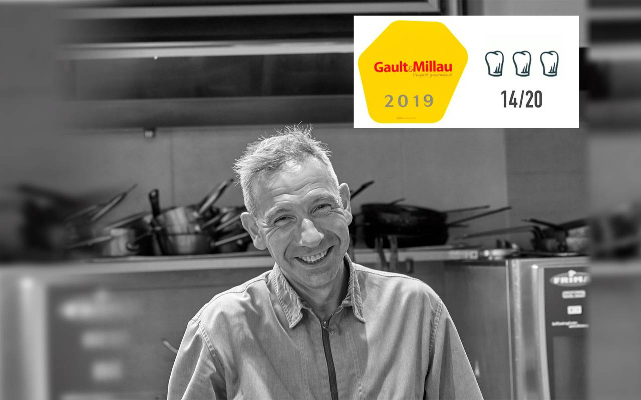 chef, gourmet restaurant Hérault, les carrasses