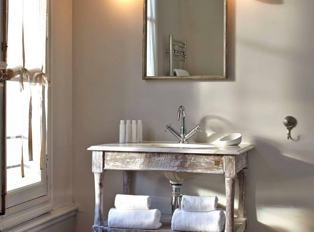 faucet, rental house Béziers, Les Carrasses