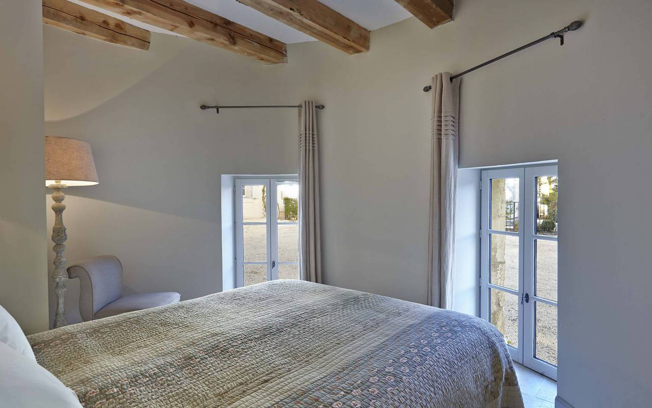 original room, rental house with swimming pool south of france
