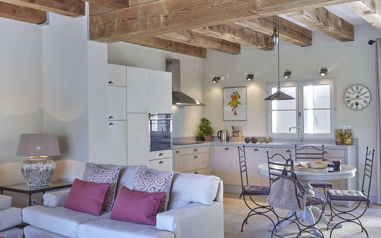 logement spacieux, location vacances béziers, les carrasses